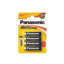 PANASONIC Alkaline Power AA 1,5V 4ks