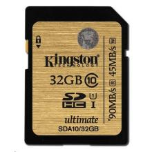 Kingston SDHC 32GB UHS-I Class 10