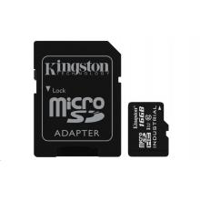 Kingston 16GB microSDHC UHS-I Industrial + SD Adapter