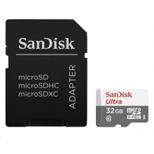 SanDisk Micro SDHC Ultra Android 32GB 80MB/s