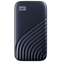 Western Digital My Passport -  1TB, modrá