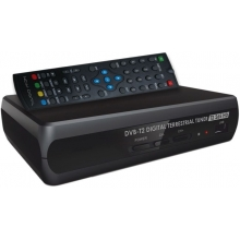 New Digital T2 265 HD, DVB-T2 set-top box
