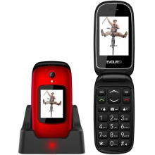 Evolveo EasyPhone FD, Red