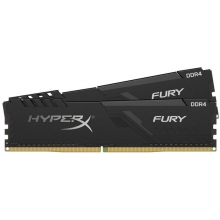 Kingston HyperX Fury Black 32GB (2x16GB) DDR4 3600MHz