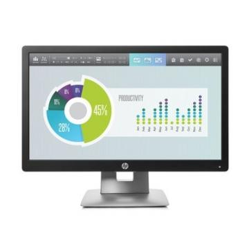 HP EliteDisplay E202 - LED monitor 20
