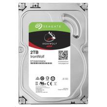 SEAGATE HDD IRONWOLF 2TB SATAIII/600, 5900rpm 64MB