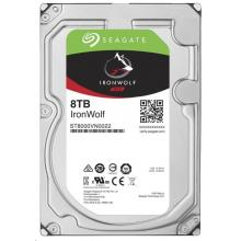 SEAGATE HDD IRONWOLF 8TB SATAIII/600, 7200rpm, 256MB cache