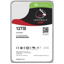 SEAGATE HDD IRONWOLF PRO (NAS) 3,5