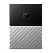 WD My Passport ULTRA METAL 1TB Black/Grey