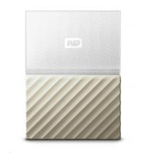 WD My Passport ULTRA METAL 4TB White/Gold