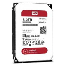 WD RED Pro NAS WD101KFBX 10TB SATAIII/600 256MB cache