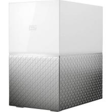 WD My Cloud HOME DUO 8TB (2x4TB)