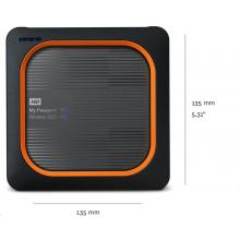 WD My Passport Wireless SSD 250GB