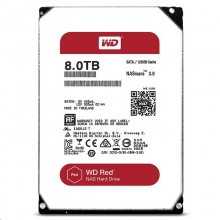 WD Red 8TB NAS (WD80EFAX)