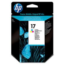 HP 17 Tri-color Ink Cart C6625A