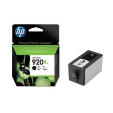 HP 920XL Black Ink Cart, 49 ml, CD975AE