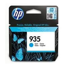 HP 935 Cyan Ink Cartridge, C2P20AE