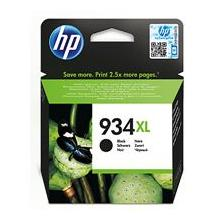 HP 934XL Black Ink Cartridge, C2P23AE