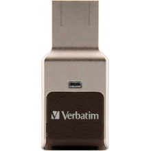Verbatim Fingerprint Secure Drive, 64GB