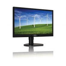 Philips Brilliance 241B4LPYCB - LED monitor 24