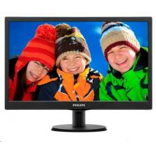 Philips 203V5LSB26 - LED monitor 20