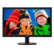 Philips 223V5LHSB - LED monitor 22