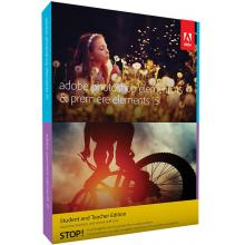 Adobe Photoshop a Premiere Elements 15 CZ Student&Teacher