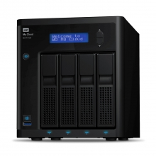 Western Digital My Cloud EX 4100, 56 TB (4x14TB)