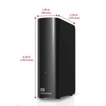 WD Elements Desktop 4TB