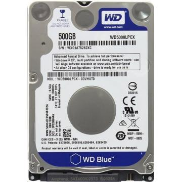 WD Blue Mobile 500GB 2.5