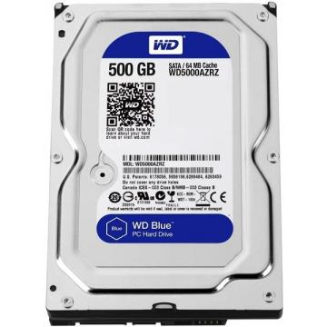 WD BLUE WD5000AZRZ - 500GB