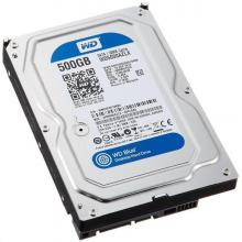 WD Blue - 500GB