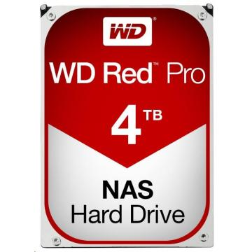 WD Red Pro - 4TB (WD4002FFWX)