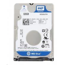 WD Blue Mobile 320GB, 2.5