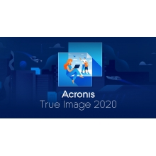 Acronis True Image 2020 - 1 Computer, ESD licence