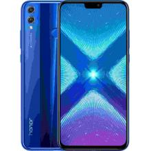 Honor 8X, 64GB, modrý