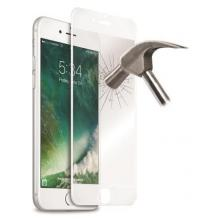 Puro ochranné sklo Tempered Glass s rámečkem pro iPhone 6 Plus / iPhone 6s Plus / iPhone 7 Plus / iP