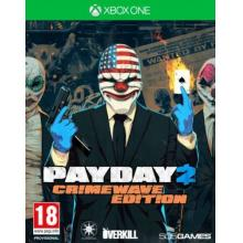 PayDay 2 (Crimewave Edition) - XBOX ONE
