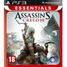 Assassins Creed III. CZ Essentials - Playstation 3