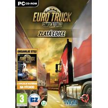 Euro Truck Simulator 2 (Gold) - PC