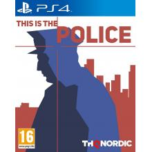 This is the Police - Playstation 4
