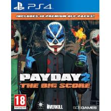 Payday 2 The Big Score pro Playstation 4