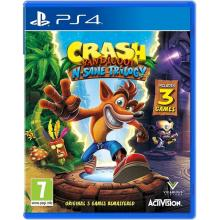 Crash Bandicoot N. Sane Trilogy EN pro Playstation 4