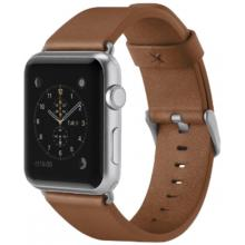 BELKIN Apple watch řemínek,42mm, hnědý