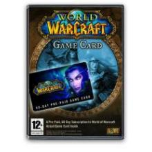 World of Warcraft 60 days Game Card - PC