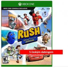 XBOX ONE Pixar Rush Definitive Edititon