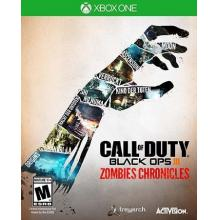 XONE Call of Duty Back Ops III Zombies Chronicles