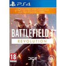 Battlefield 1 (Revolution Edition) - PlayStation 4
