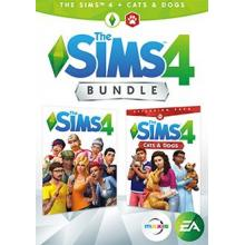 The Sims 4 + Cats & Dogs CZ/SK Bundle - PC