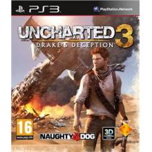 SONY Uncharted 3: Drakes Deception - PlayStation 3